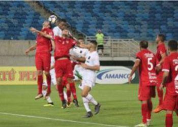 Sergipe leva virada nos acréscimos em partida de estreia pela Copa do Nordeste