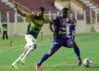 Em noite de destaque dos atacantes, Confiança derrota o Cuiabá na Arena Batistão