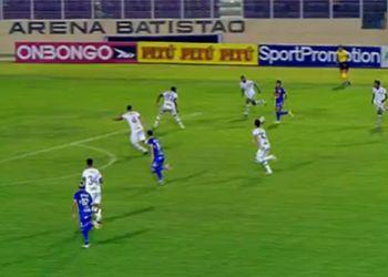 Confiança tropeça diante do Figueirense em plena Arena Batistão