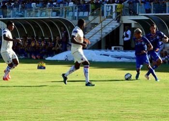 Confian�a quebra invencibilidade do Fortaleza na Copa do Nordeste
