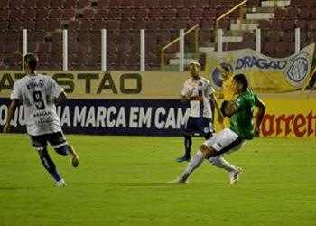Confiança conquista sua segunda vitória na Série B no retorno do técnico Daniel Paulista