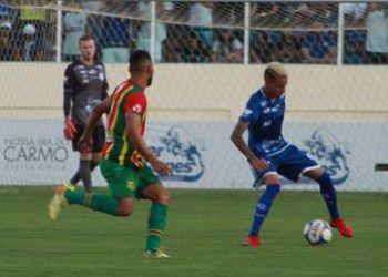 Confiança é derrotado na primeira partida da semifinal da Série C