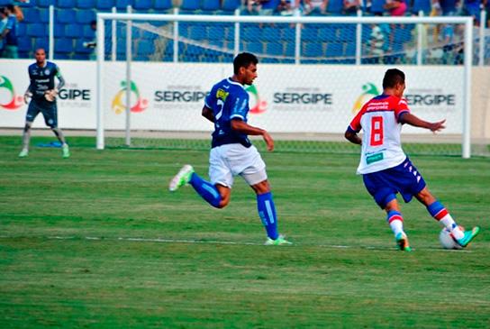 Confiança Sergipe Série C 2015
