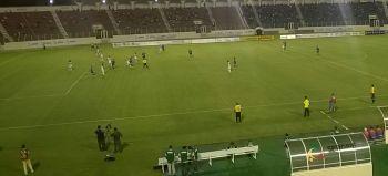 Itabaiana quebra invencibilidade do Confian�a na Arena Batist�o em Aracaju