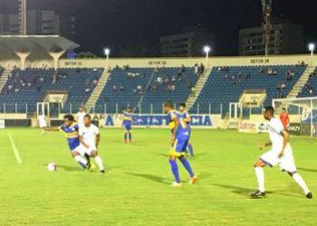 Confian�a vence o Boca J�nior e entra na fila para disputar o t�tulo estadual contra o Itabaiana