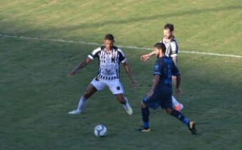 Confian�a vence o Botafogo e alcan�a uma sequ�ncia de cinco jogos invicto