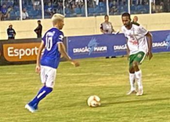 Confiança e Lagarto empatam sem gols na abertura da 3.ª rodada do Campeonato Estadual