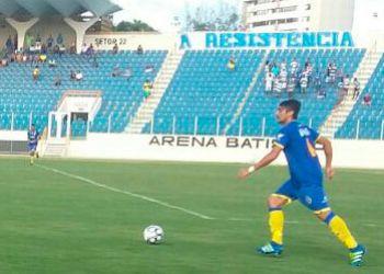 Confiança conquista segunda vitória no Campeonato Brasileiro da Série C