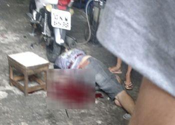 Jovem sofre tentativa de homicídio dentro de oficina na cidade de Itabaiana