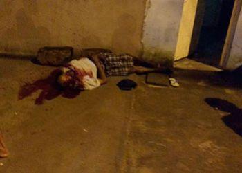 Homem é assassinado na calçada da residência na periferia da cidade de Itabaiana, enquanto ouvia rádio