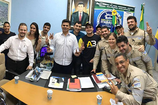 Foto: Assessoria de Comunicação / PMI