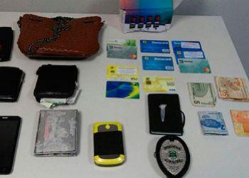 Adolescente infrator � apreedido pela Pol�cia Civil por envolvimento em atos equiparados ao delito de roubo majorado
