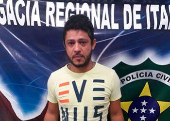 Pol�cia Civil de Sergipe prende homem natural do Rio de Janeiro acusado de crime de estelionato