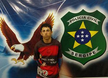 PC de Itabaiana prende indiv�duo suspeito pelo delito de roubo majorado