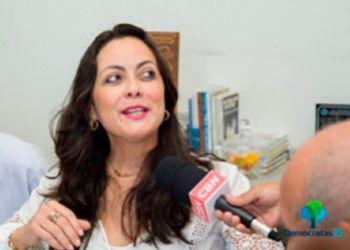 Presidente estadual do DEM � presa na capital sergipana na Opera��o Ca�a Fantasma