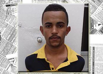 Por meio de den�ncia, jovem � preso na cidade de Campo do Brito por suspeita de tr�fico de drogas