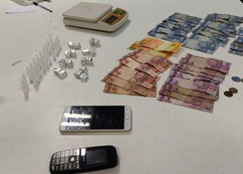 Polícia Civil prende em Itabaiana suspeita de envolvimento com o tráfico de drogas