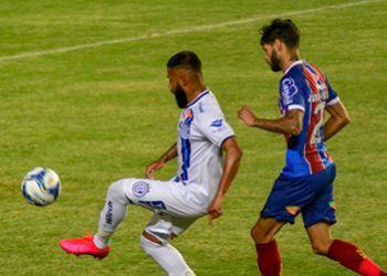 Confian�a sofre gol nos �ltimos minutos e deixa escapar a chance da disputa pelo t�tulo da Copa do Nordeste