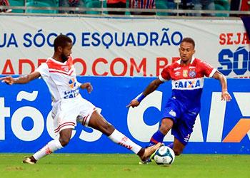 (Foto: Felipe Oliveira / EC Bahia)