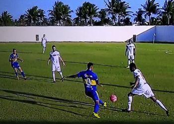 Itabaiana perde invencibilidade no Campeonato Sergipano diante do Boca Junior