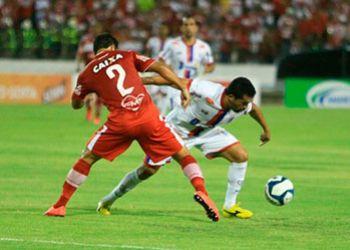 Itabaiana avan�a na Copa do Nordeste com empate na capital alagoana