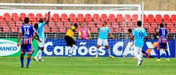 De virada, Itabaiana conquista primeira vit�ria na Copa do Nordeste