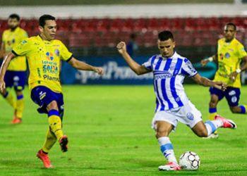 Confiança completa quatro jogos sem vitória no Campeonato Brasileiro