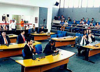 Sessão da Câmara Municipal de Itabaiana é marcada por tumulto, causado por vereador de oposição