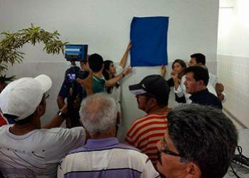 Prefeito Valmir de Francisquinho inaugura espa�o para tratamento de pessoas usu�rias de drogas e alc�ol