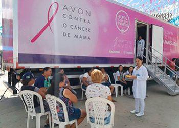Agreste Sergipano recebe a Carreta do Hospital do C�ncer de Barretos