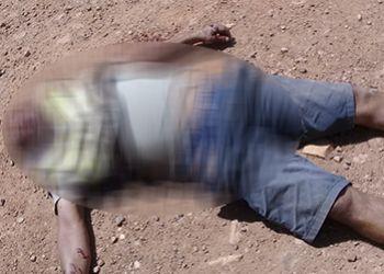 Moto taxista � encontrado morto em estrada vicinal no munic�pio de Itabaiana