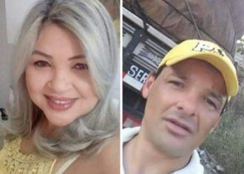 Casal morre em grave acidente envolvendo motocicleta e caminhão