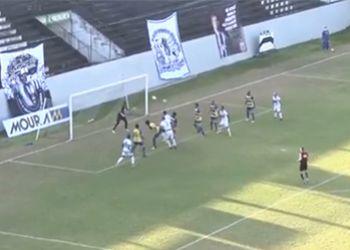 Frei Paulistano sofre novo tropeço no Campeonato Brasileiro da Série D