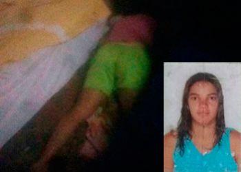 Mulher é assassinada na cidade de Itabaiana, enquanto jantava ao lado da filha e do pai