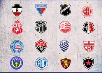 Tabela detalhada da Copa do Nordeste � divulgada pela CBF