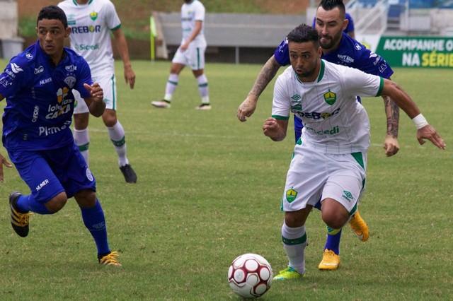 Foto: Pedro Lima / Cuiabá EC
