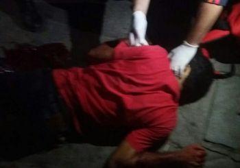 Jovem é morto em via pública com emprego de arma de fogo