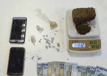 Polícia Civil prende jovem por tráfico de drogas em Itabaiana e por fornecer bebida alcóolica a adolescente