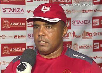 Sergipe muda de técnico pela segunda na atual temporada