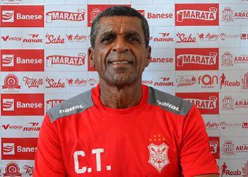 T�cnico campe�o estadual decide n�o permanecer no Sergipe para a disputa da S�rie D