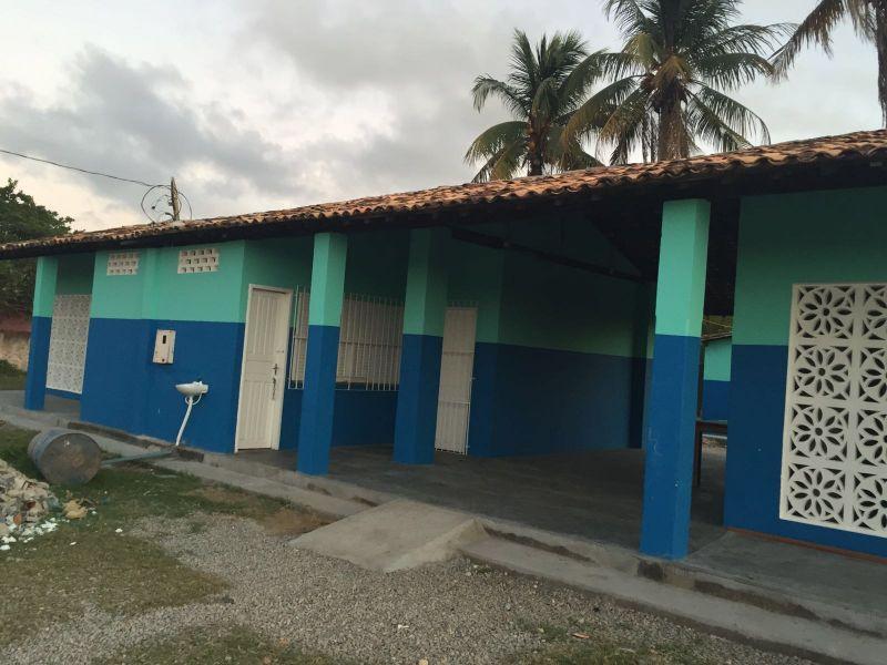 Escola depois da reforma