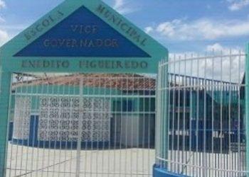 Bandidos invadem escola da rede municipal de Itabaiana e roubam alunos e funcionários