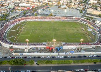 Estádio Mendonção sofre novo revés e pode ser novamente interditado