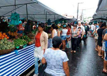 Prefeitura inicia padronização e revitalização da Feira Livre de Itabaiana, no Agreste Sergipano