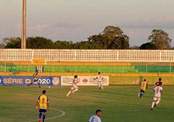 FreiPaulistano e Central empatam sem gols pelo Campeonato Brasileiro da S�rie D