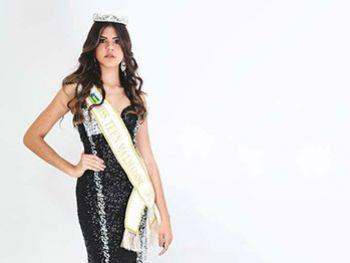 Jovem malhadorense é eleita Miss Teen Sergipe 2018 e irá representar o Estado em concurso Nacional