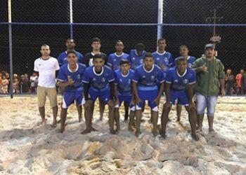 Campeonato de Futebol de Areia do Povoado Mangabeira chega ao seu término