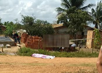 Jovem de 23 anos � v�tima de feminic�dio na zona rural de Sim�o Dias