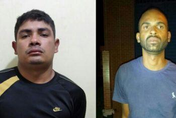 Suspeitos de assaltos em Campo do Brito e Macambira s�o presos pela PM
