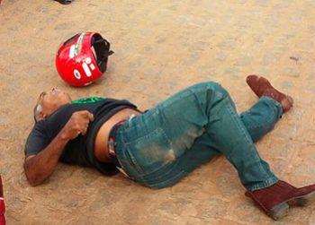 Idoso não resiste as graves lesões ocasionadas por colisão de trânsito na BR-235